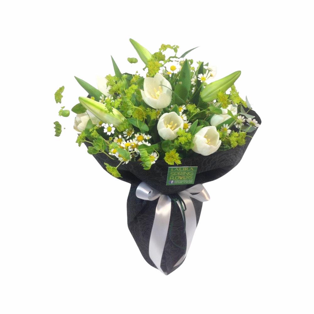 Ανάβυσσος αποστολή λουλουδιών online ανθοπωλείο