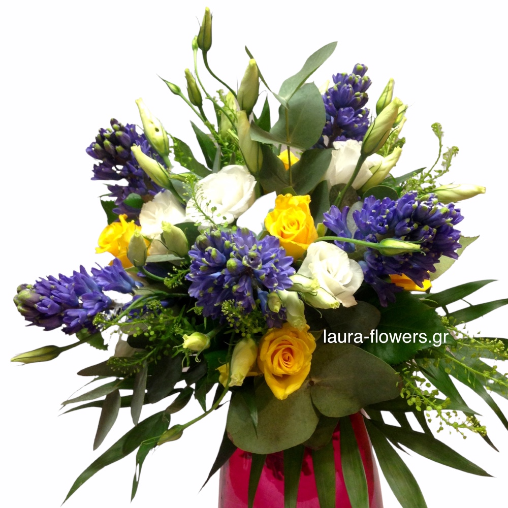 Ζεφύρι αποστολή λουλουδιών online ανθοπωλείο