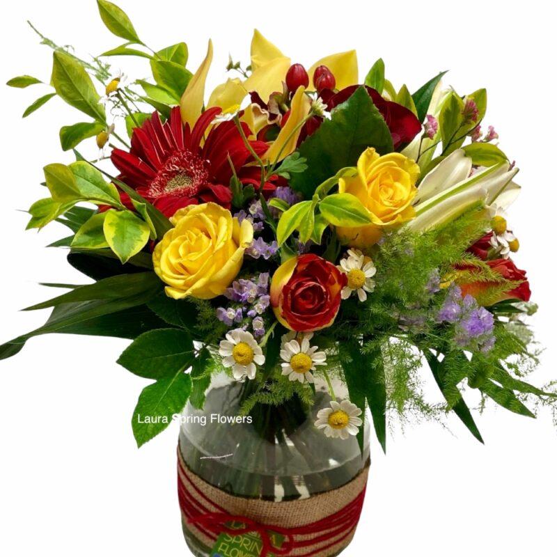 Νίκαια αποστολή λουλουδιών online ανθοπωλείο