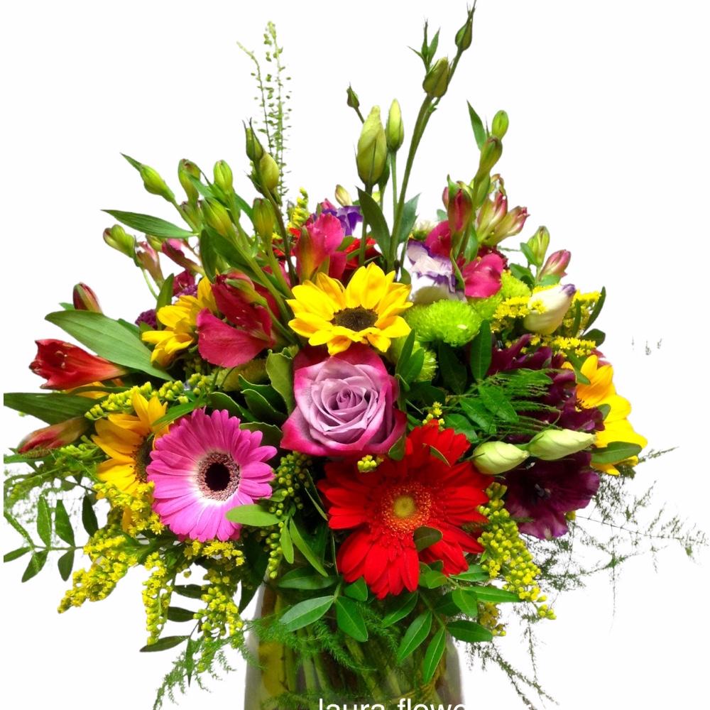 Αμπελόκηποι αποστολή λουλουδιών