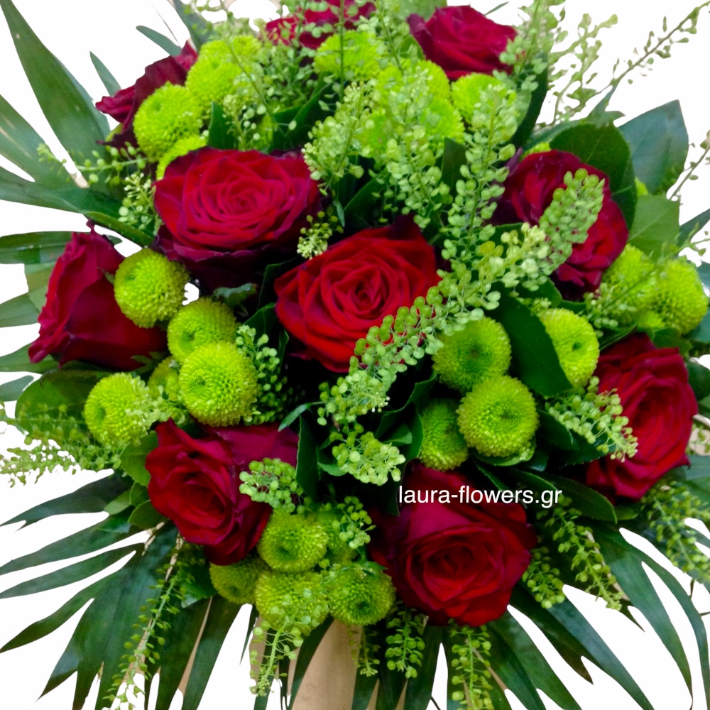 Αμπελόκηποι αποστολή λουλουδιών Online Ανθοπωλείο