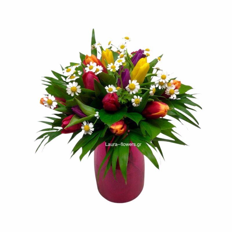 Πόρτο Ράφτη αποστολή λουλουδιών - Online ανθοπωλείο