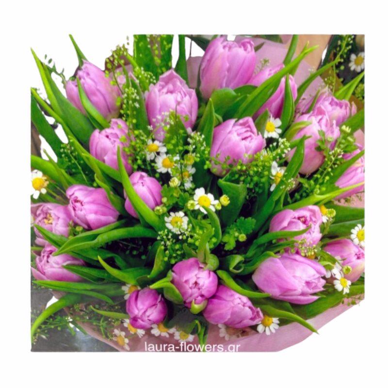 Σπάτα αποστολή λουλουδιών - Online ανθοπωλείο