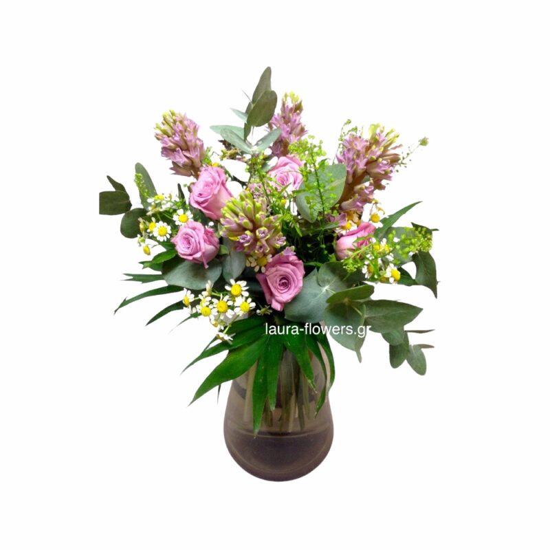 Λαγονήσι Αποστολή Λουλουδιών Online Ανθοπωλείο