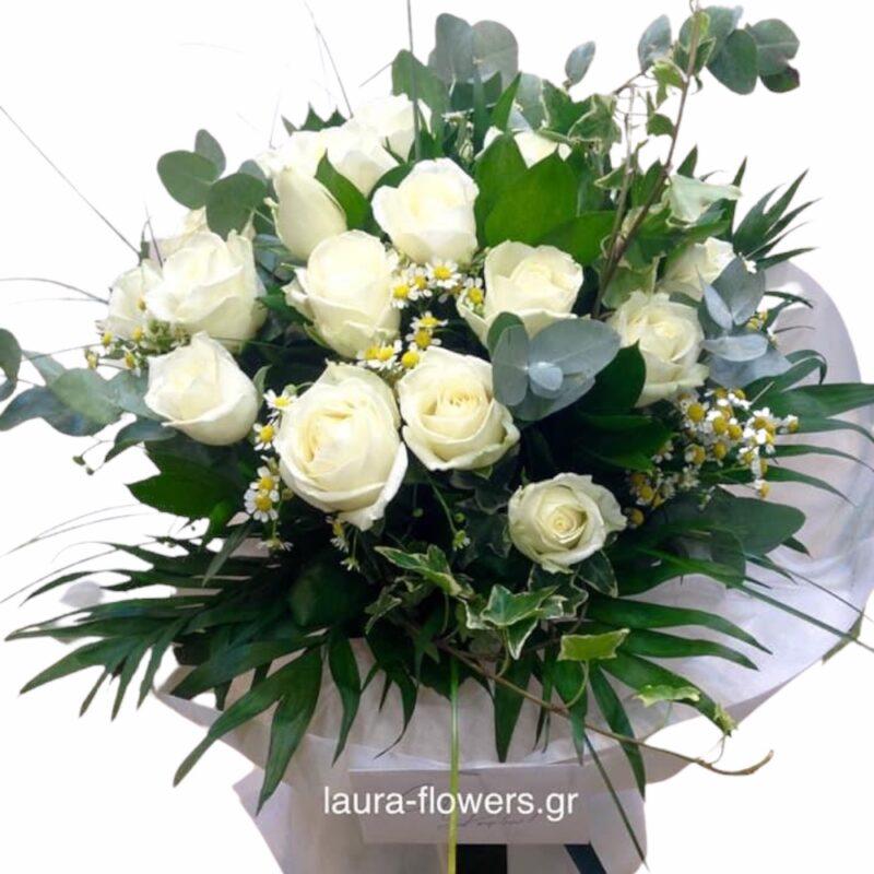 Πέραμα αποστολή λουλουδιών - Online ανθοπωλείο