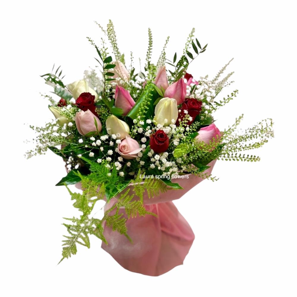 Μαρκόπουλο Αποστολή Λουλουδιών Online Ανθοπωλείο