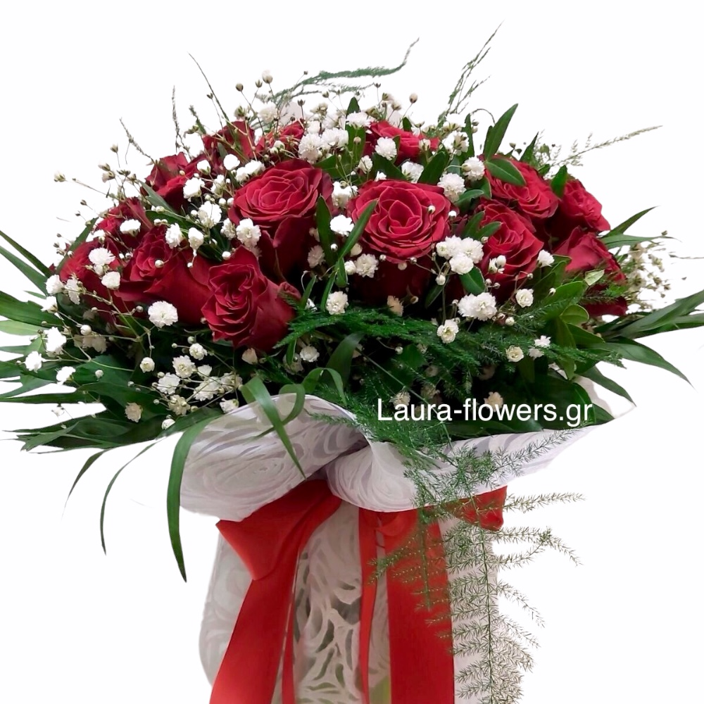 Μάνδρα Αποστολή Λουλουδιών Online Ανθοπωλείο