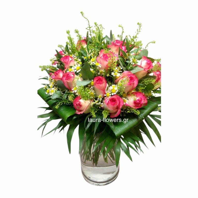 Κρυονέρι Αποστολή Λουλουδιών Online Ανθοπωλείο