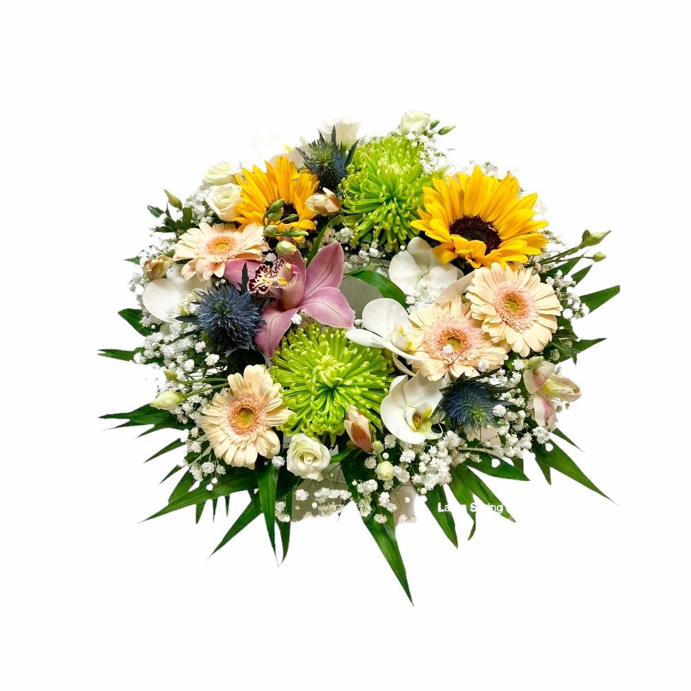 Πέραμα αποστολή λουλουδιών